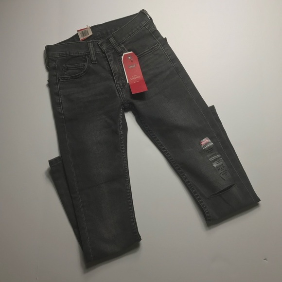 a2dc76fad Levi's Bottoms | Levis 519 Extreme Skinny Fit Stretch Jeans 26x29 ...